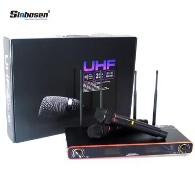 640-690 MHz Sinbosen home karaoke wireless microphone system SM-20