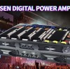 Sinbosen professional digital power amplifier adds new members