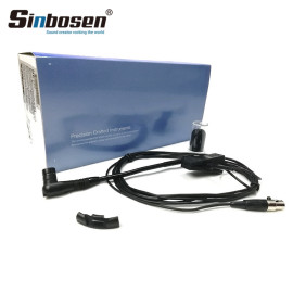 Sinbosen Beta98h wireless condenser instrument microphone clip on saxophone instrument microphone