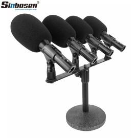 Sinbosen XLR Vocal Mic Condenser Microphone Professional for chorus