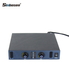 Sinbosen NEW mini home amplifier K2-450 digital signal light display premium high power home theater amplifier system