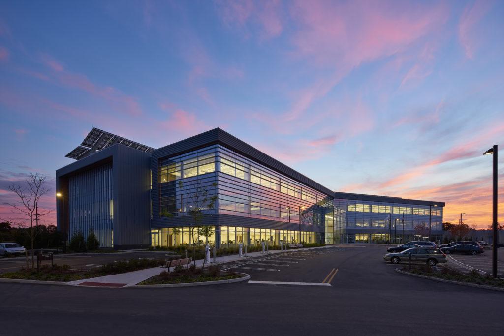 New Jersey Glass Building Wins Platinum Leed Certification Aohong News