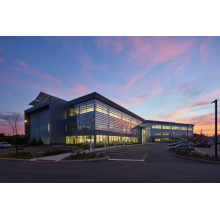 New Jersey Glass Building Wins Platinum LEED Certification