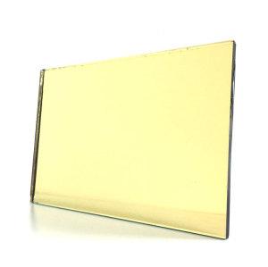 4mm 5mm 6mm 8mm dekorativer Goldspiegel