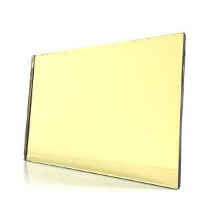 4mm 5mm 6mm 8mm decorative Gold Mirror