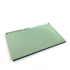 4mm 5mm 5.5mm 6mm 8mm vert clair verre réfléchissant