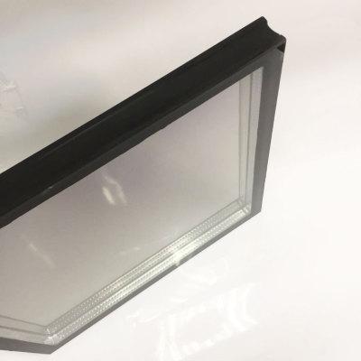 Soft Coating Grey Low-e Glass