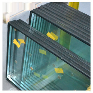Clear Colorful Double Glazing Insulated Glass for Building