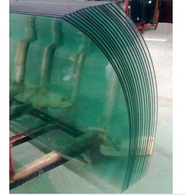 Tempered Flat and Curved Glass Windows