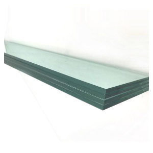 China Tempered Laminated Glass for ceiling , awning , handrails