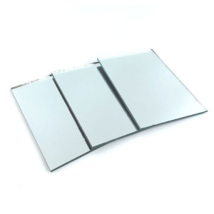 1.8mm ورقة زجاجيّ مرآة ورقة زجاج ألومنيوم مرآة