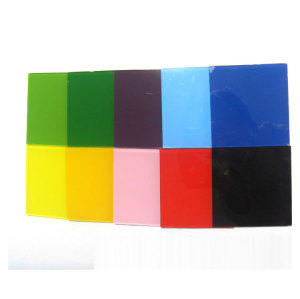Black White Back Painted Glass Backing Paint Glass Lacquered Glass