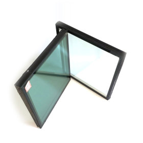 Soundproof Hard Coated Low E Insulated Glass