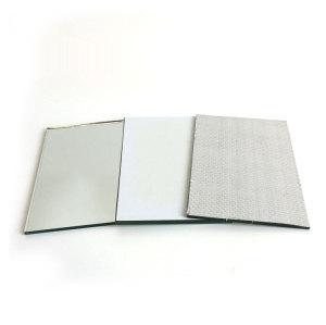 Miroir en verre de sécurité de 3mm 4mm 5mm 6mm