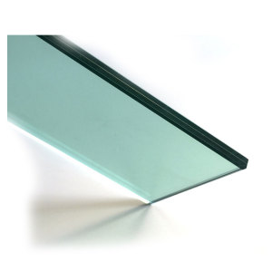 China Laminated Glass Factory Curved Laminated Glass