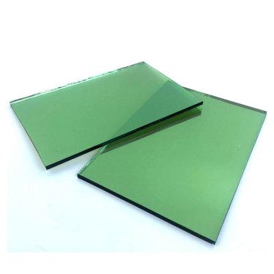 4mm 5mm 5.5mm 6mm 8mm Dark Green Reflective Glass