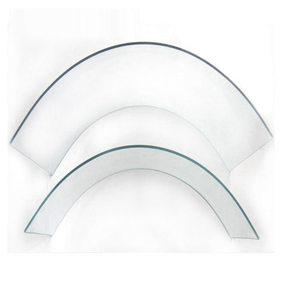 Bent Curved Tempered Glass