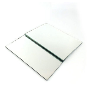 4mm 5mm 6mm Silver Mirror Glass