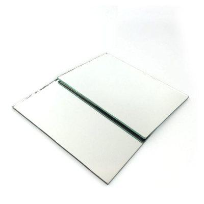 4mm 5mm 6mm Silver Mirror Glass