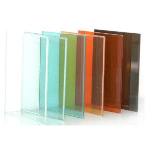 6.38mm 8.38mm 8.76mm farbiges lamelliertes Glas