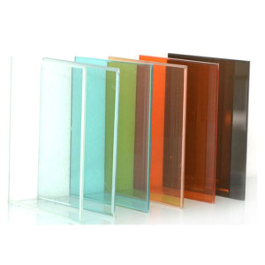 6.38mm 8.38mm 8.76mm Colored Laminated Glass
