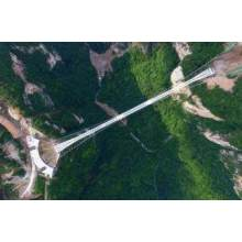 The Most Famous Five Major Glass Bridges in China
