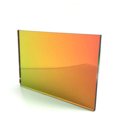 4mm 5mm 6mm 8mm Tinted Colored Mirror