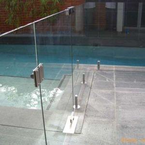 Panneaux de barrière en verre trempé de 12mm 10mm 8mm 6mm