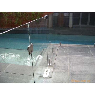 12mm 10mm 8mm 6mm Tempered Glass Fence Panels