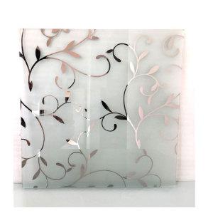 4mm 5mm 6mm 8mm dekoratives Kunst-Säure-geätztes Glas