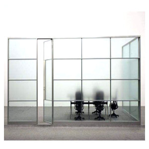 6mm 8mm 10mm 12mm Tempered Glass Office Door