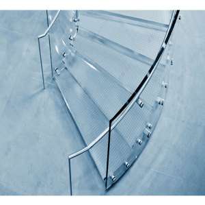 Tempered Laminated Glass Anti Slip Stair and Floor