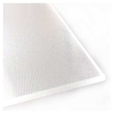 3.2mm Low Iron High Transmission Tempered Glass