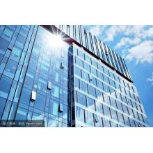 Overview of the global architectural glass market in 2018
