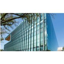 Solarban 90 Glass Award from the main library of the University of Monterrey, Mexico