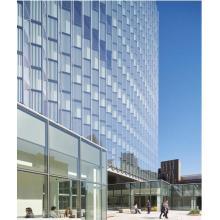 Los Angeles Tribunal Glass Building