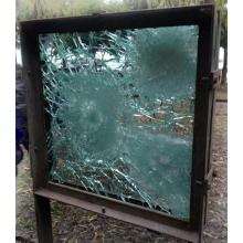 Is bulletproof glass different from tempered glass? Can bulletproof glass be tempered?