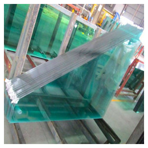 Safety Triple laminated glass for Stair