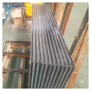 Tempered Laminated Glass + 12A + Tempered Glass