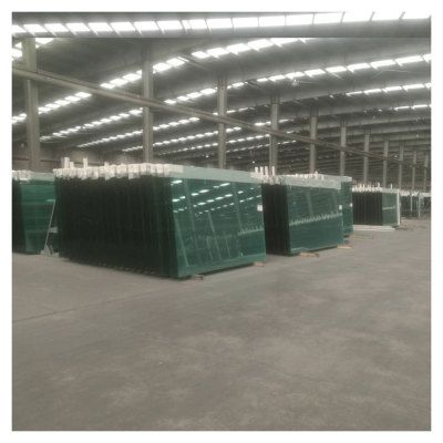 China Factory Construction Building Glass
