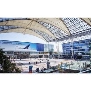Munich Airport uses Guardian SunGuard glass products