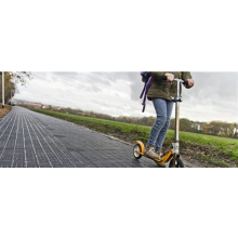 Germany launches the first solar bicycle lane
