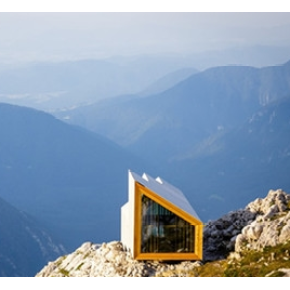 Guardian Glass Project: Alpine Shelter