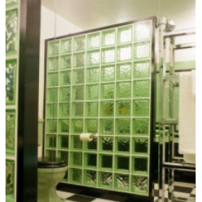 Glass Products Replace Traditional Home