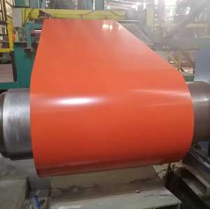 PPGI Prepainted Galvanized Steel Coils Manufacturer From Rentai