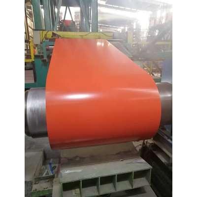 PPGI Prepainted Galvanized Steel Coils Manufacturer From Rentai