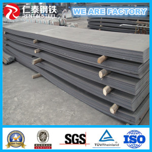 Q235 hot rolled steel sheet made in china