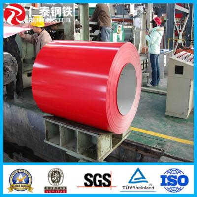 PPGI Steel Coil 0.6*1220 ral 1000/3011/6016