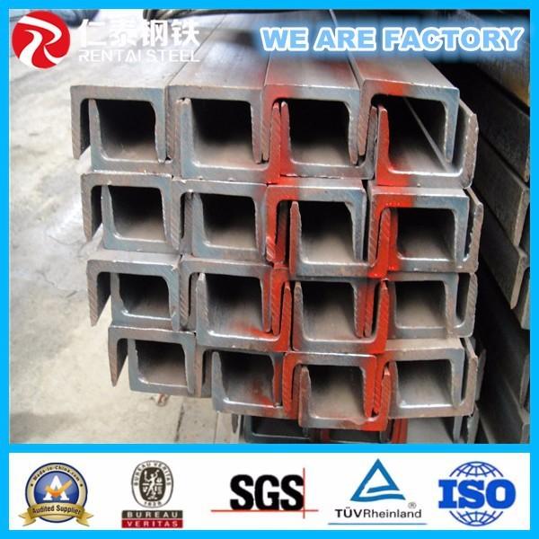 hot rolled channel steel bar,Structural channel steel JIS standard channels