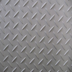 hot sale ms checkered plate steel plate  from Tangshan